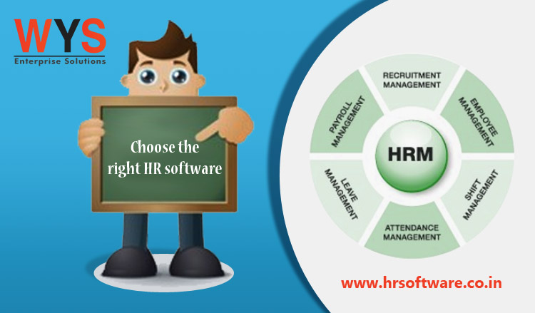 How To Select HR software For Your Company