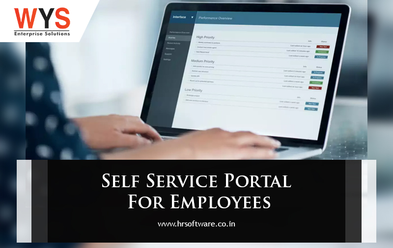 Self-Service HR Software