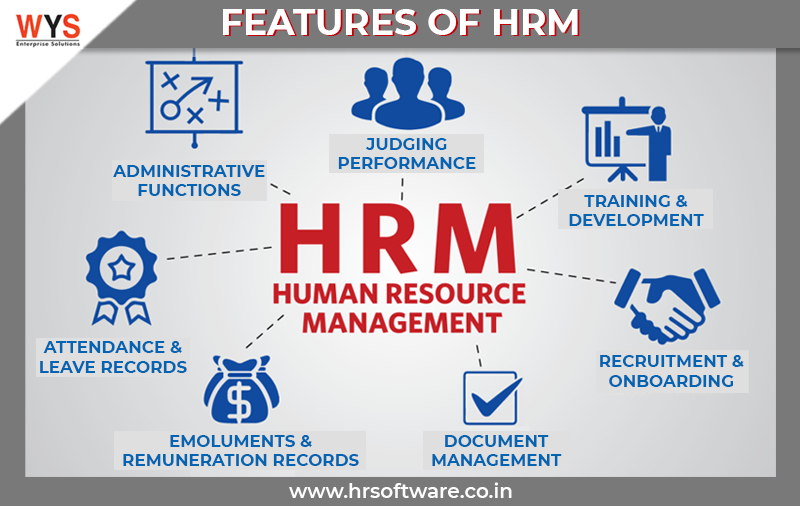 Key Features An HR Software Should Always Have!
