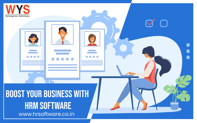 HR Management Software In India